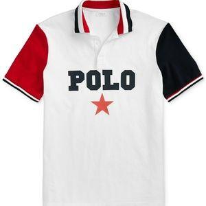 POLO RALPH LAUREN Men's Classic-Fit Mesh Shirt